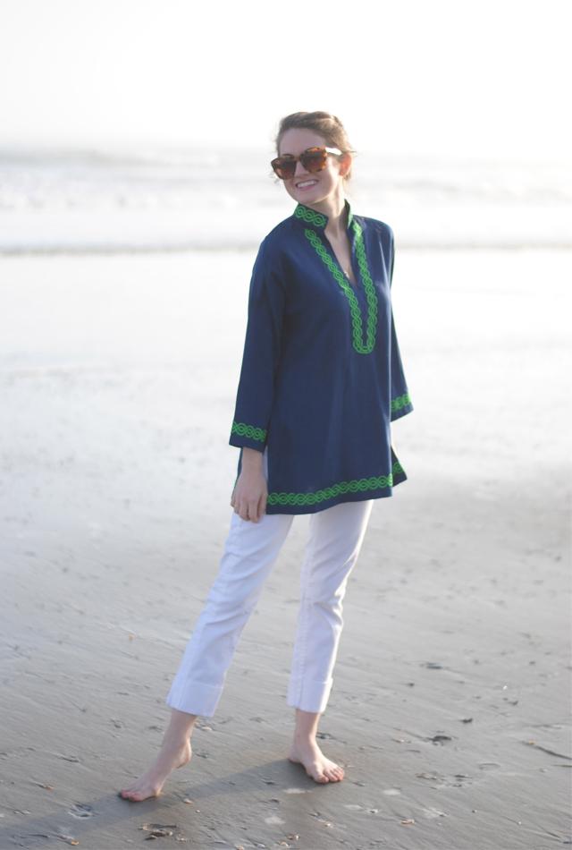 Beach tunic, what to wear on the beach, cute summer items