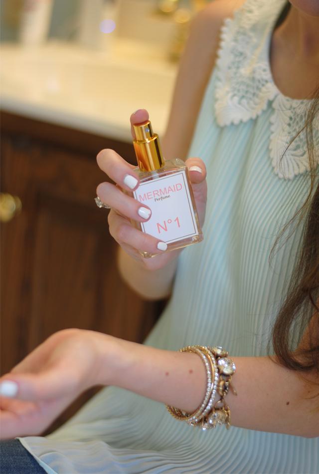 Mermaid perfume review… best smelling perfume!