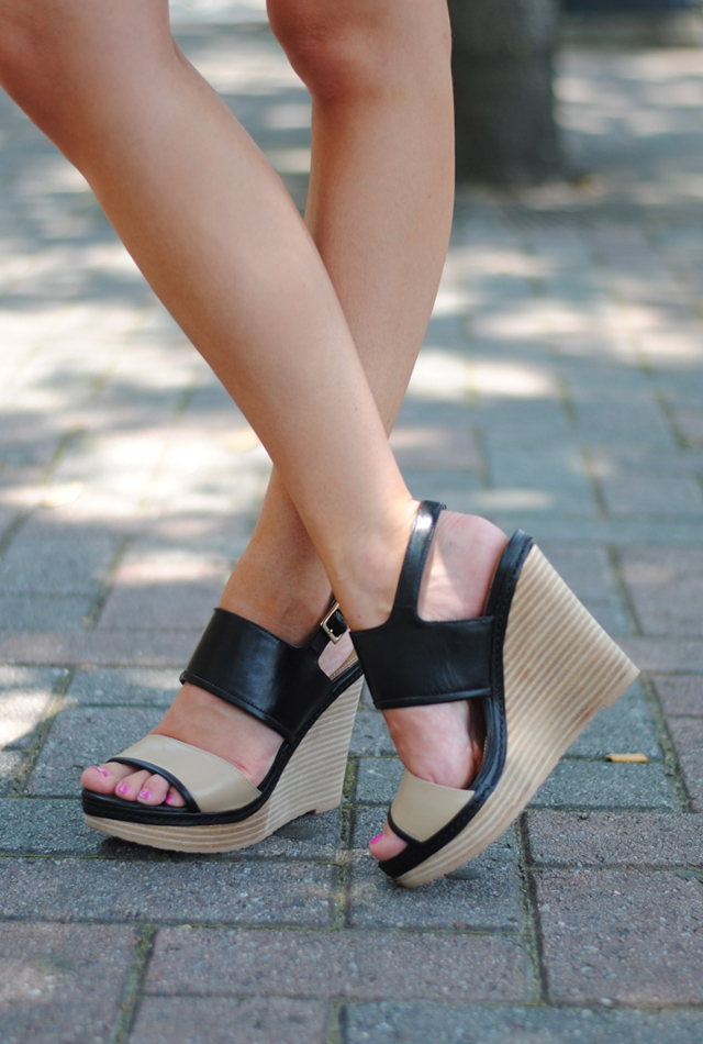 These wedges are 30% off through June 23rd!