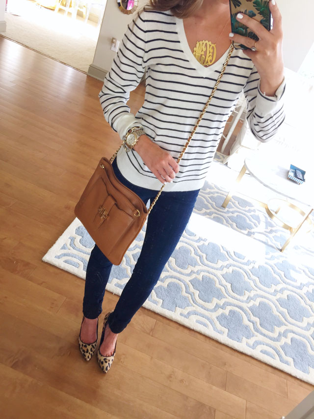 Nordstrom Anniversary Sale striped sweater