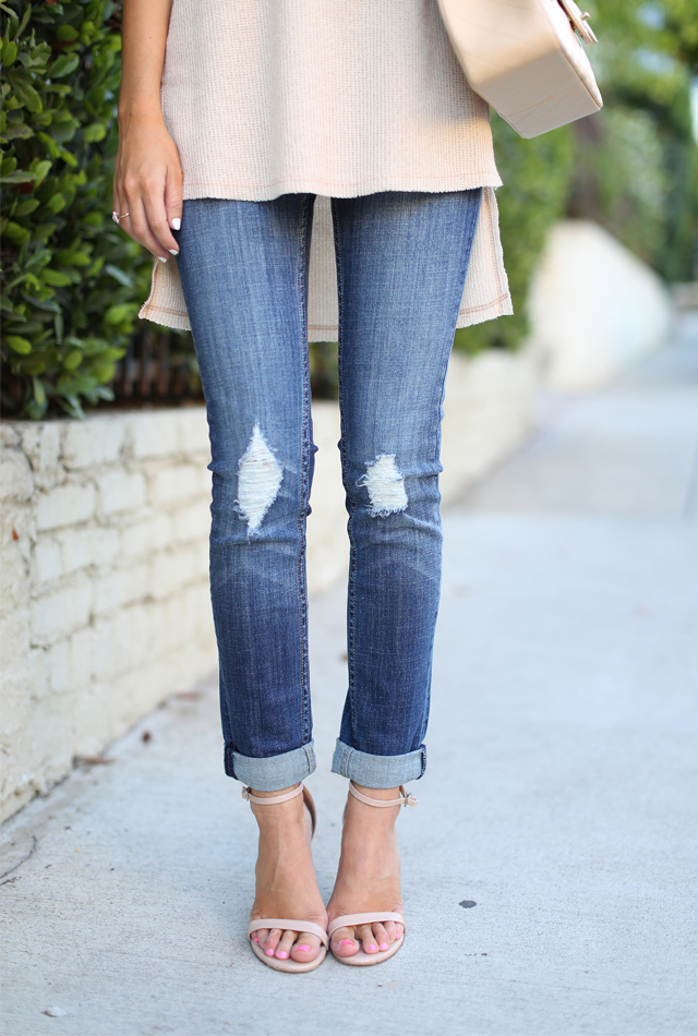These jeans are really cute and affordable!