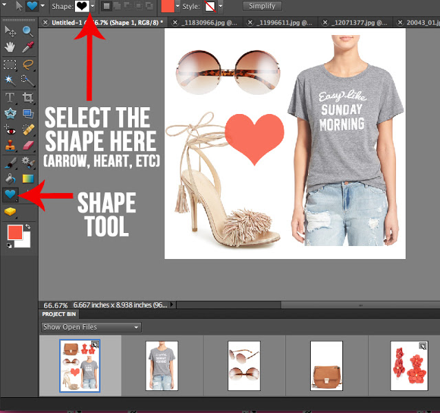 How to make a product collage in Photoshop