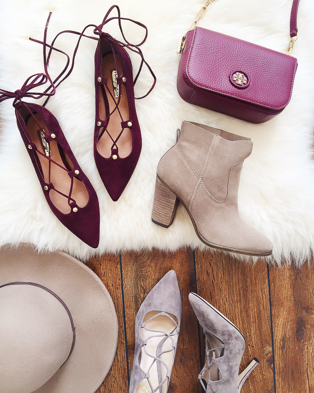 #NSALE shoe purchases