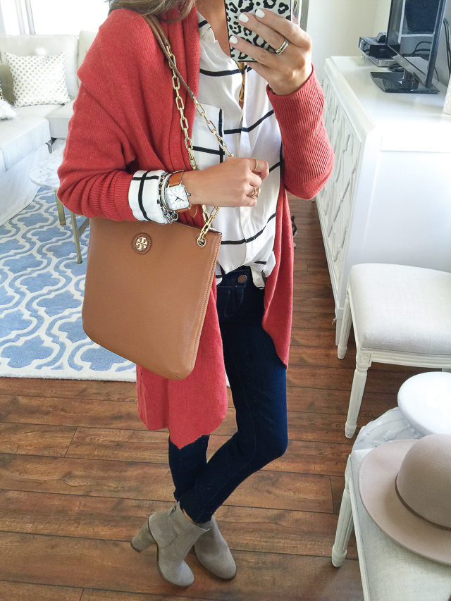 Leith easy circle cardigan Nordstrom Anniversary Sale